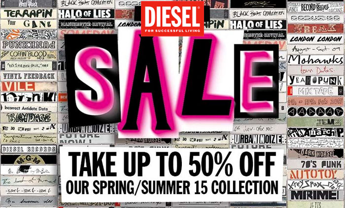Denim Sale Roundup - Diesel