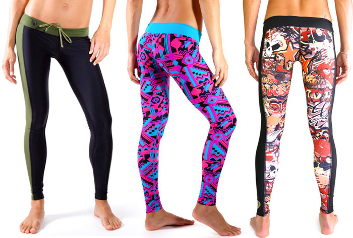 Party Worthy Athletic Leggings - Mahiku