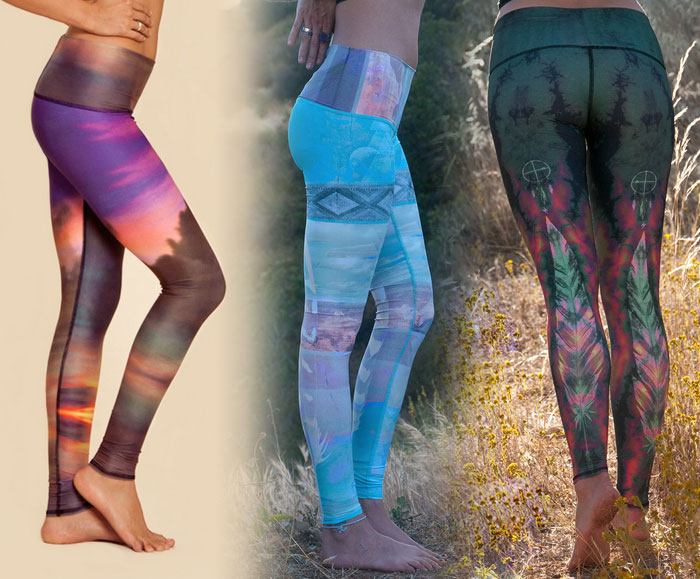 Party Worthy Athletic Leggings - Teeki