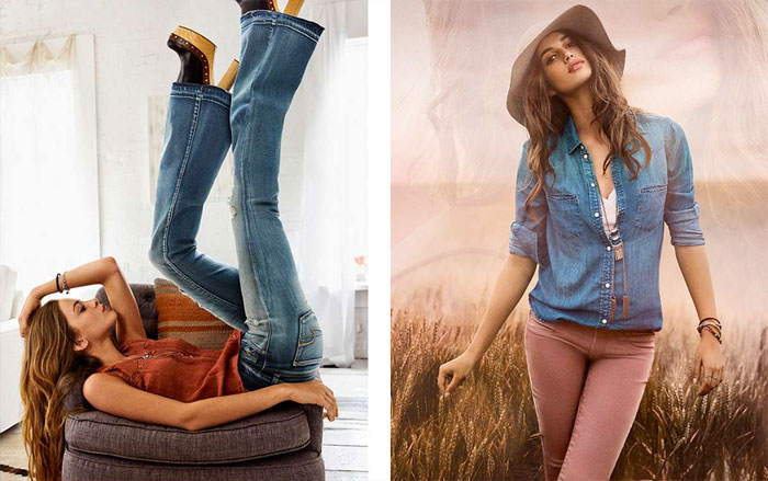 American Eagle Outfitters Introduces Flex/Denim for Men - Denim X