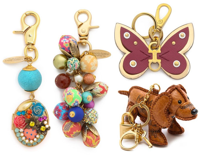 Bag Accessory Fun from Shopbop - Charms