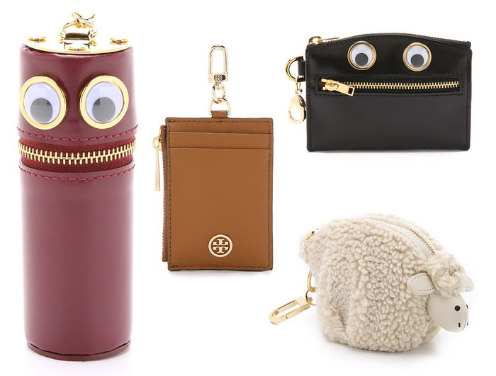 Bag Accessory Fun from Shopbop - Pouches