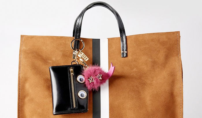 Bag Accessory Fun from Shopbop