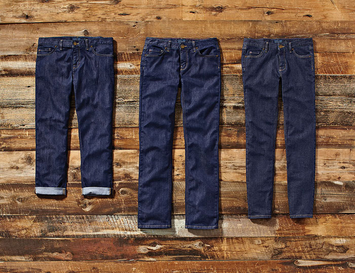 Patagonia Releases Eco Friendly and Fair Trade Denim Line - Women's Denim