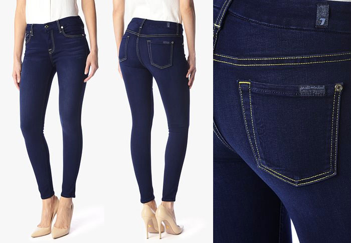 Slim Illusion Luxe by 7 For All Mankind