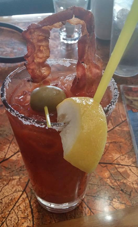 A Much Needed Vacation in Tahoe - Smokehouse Bloody Mary