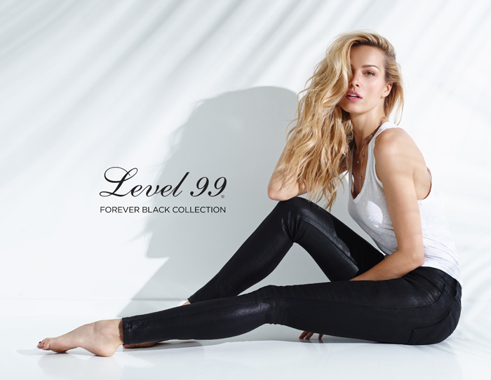Level 99 Appoints Petra Nemcova - Forever Black