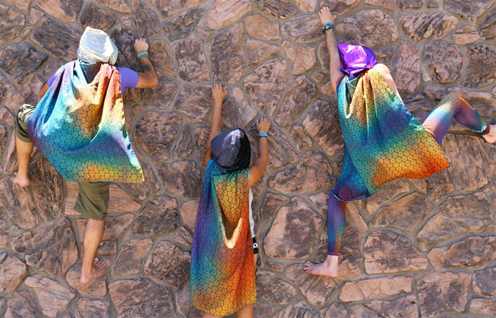 Turn Up Your Awesome with TUYA - Capes