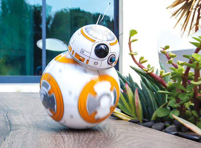 Star Wars Merchandise Abounds - BB-8