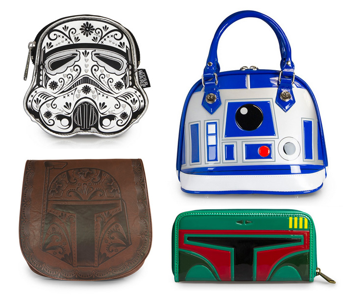 Star Wars Merchandise Abounds - Loungefly