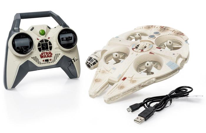 Star Wars Merchandise Abounds - Drones