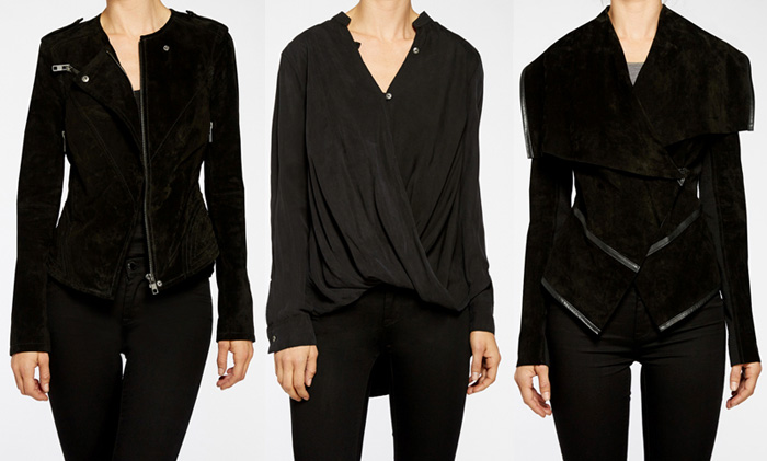 Edgy New Arrivals from BLANKNYC - Black Tops