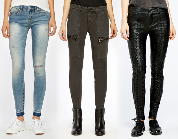 Edgy New Arrivals from BLANKNYC - Jeans