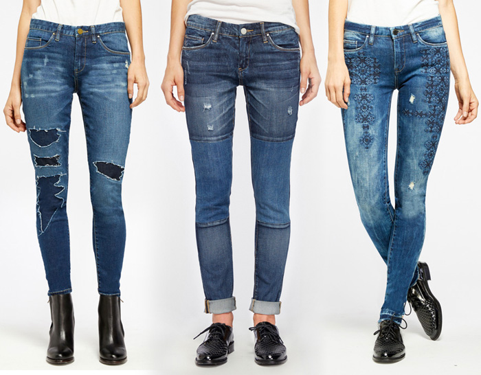 Edgy New Arrivals from BLANKNYC - Jeans 2