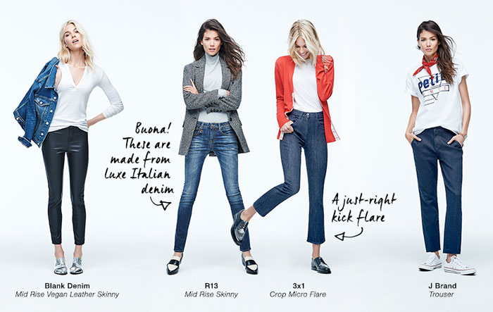 Shopbop Presents the Principle Denim Collection - Slide 2