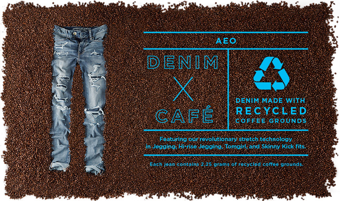 American Eagle Outfitters Releases Denim X Café