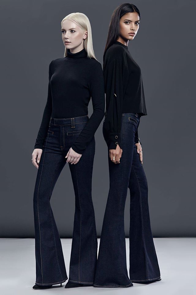 Tailorless Denim at 7 For All Mankind