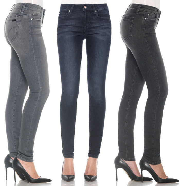 New Eco Friendly Denim at Joe's - #HELLO Icon, Icon in Roni, Cigarette in Shaya