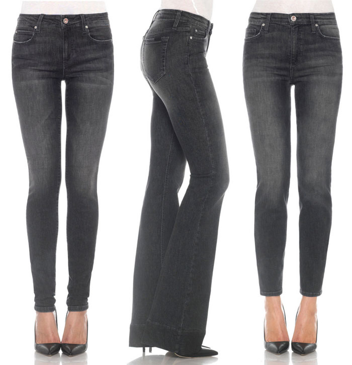New Eco Friendly Denim at Joe's - #HELLO in Shaya, Icon Flare in Shaya, Siouxie Ankle