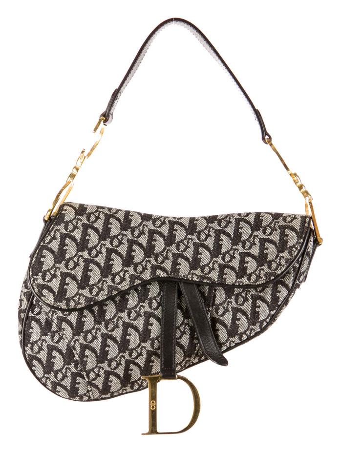 The Good Old Christian Dior Saddle Bag - Dorissimo