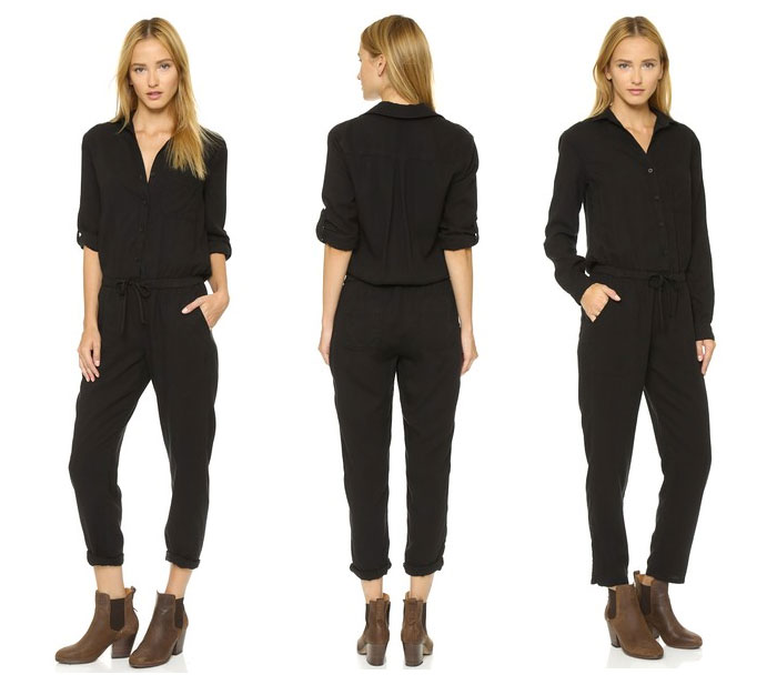The Quietly Ubiquitous Jumpsuit - Bella Dahl