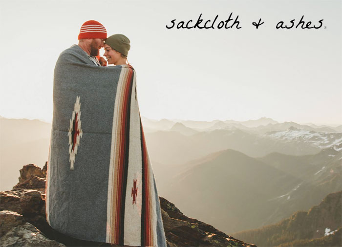 Blanket the Homeless with Sackcloth & Ashes