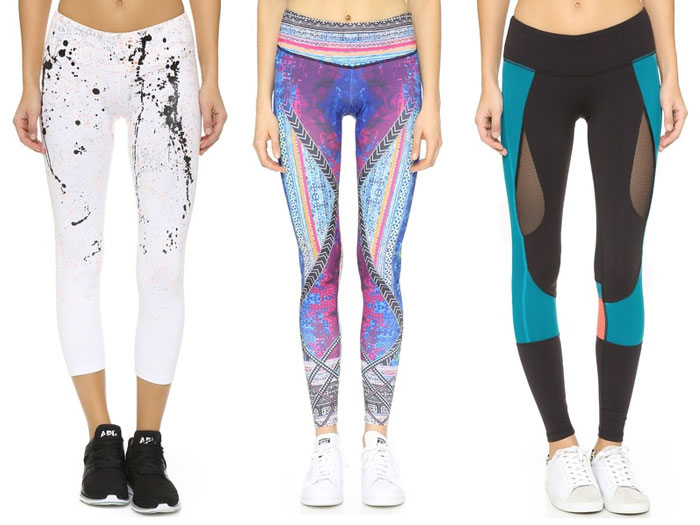 Resolution Worthy Activewear from Shopbop - Leggings