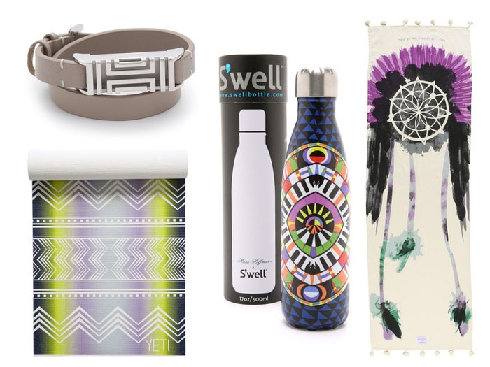 Resolution Worthy Activewear from Shopbop - Accessories