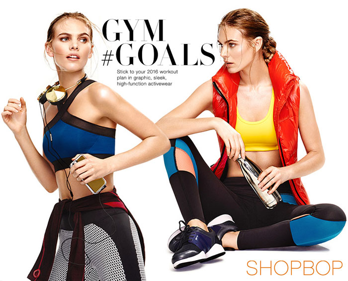 Revolution Worthy Activewear from Shopbop