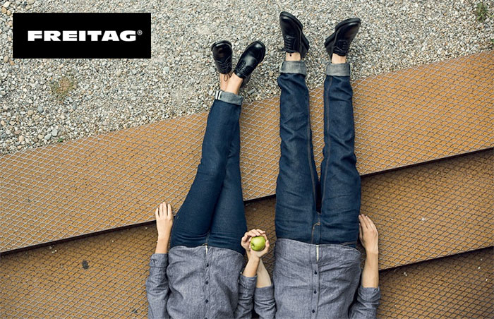 A Few Recent and Amazing Innovations in Denim - Freitag