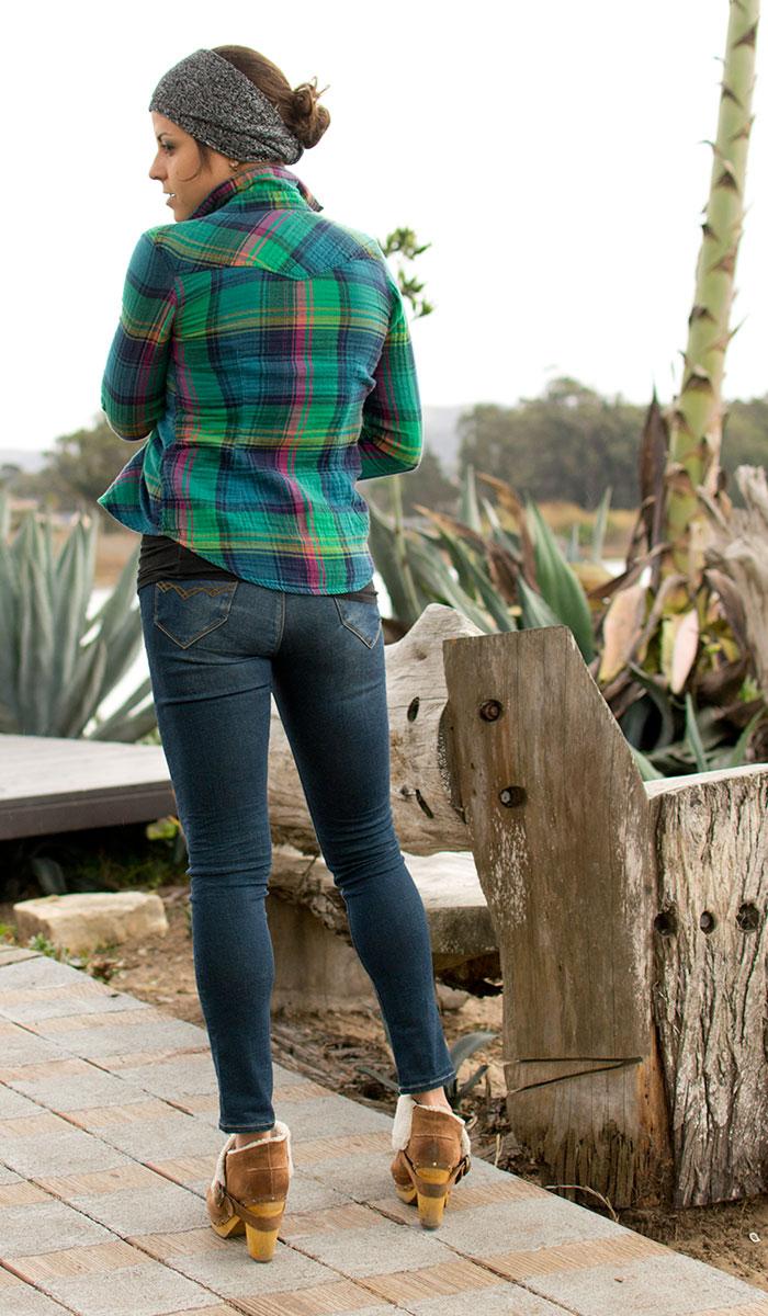 SOORTY Denim VIP Jeans in Freja Review on Denimology - Back View