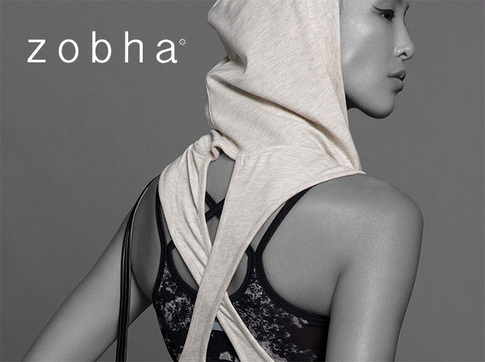 Get Moving with Zobha