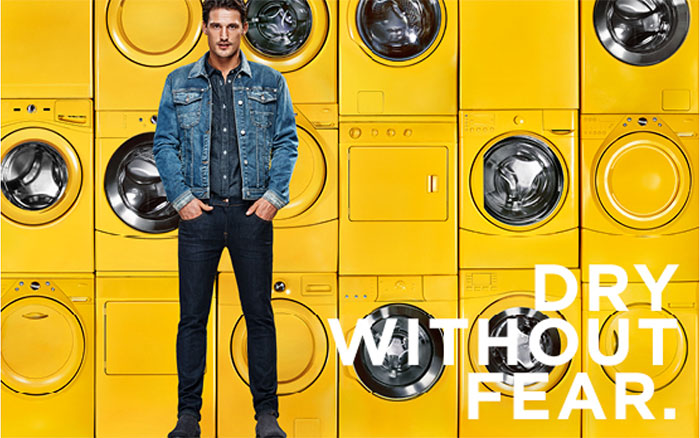 FoolProof Denim by 7 For All Mankind - Dry Without Fear