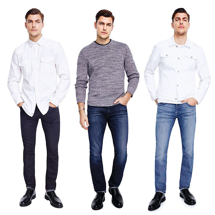 FoolProof Denim by 7 For All Mankind - Models