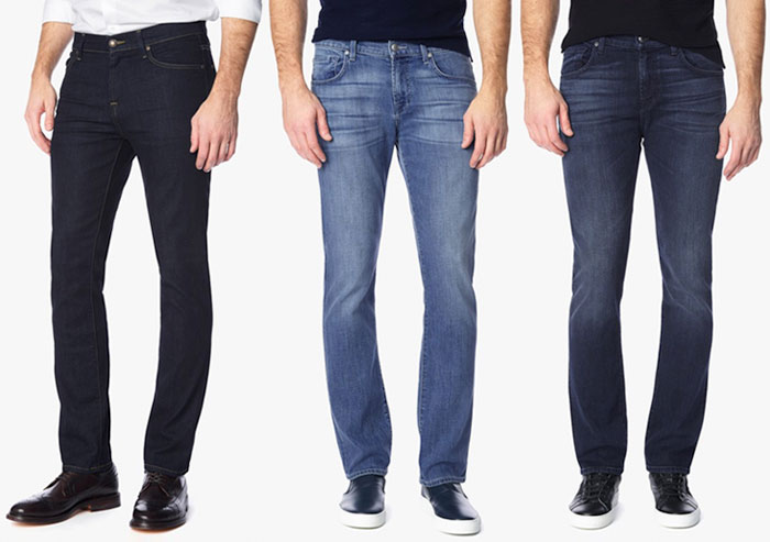 FoolProof Denim by 7 For All Mankind - 3 Styles
