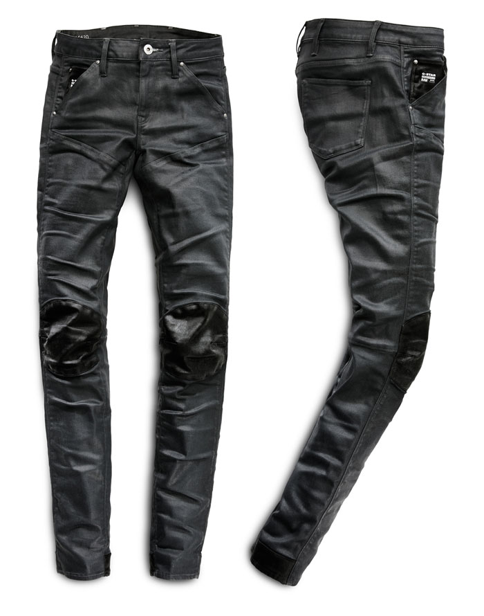 G-Star RAW Elwood 5620 jeans 20th Anniversary - Limited Edition Moto Women's