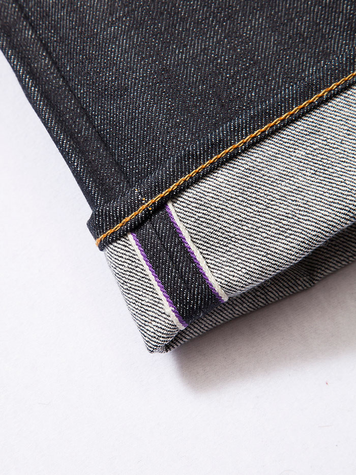 Win a Pair of PRPS Raw Selvedge Jeans at Denimology - Closeup of Cuff