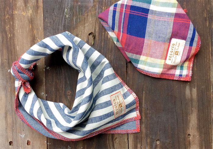 RESQ/CO for Shelter Animals at TOMS Marketplace - Bandana