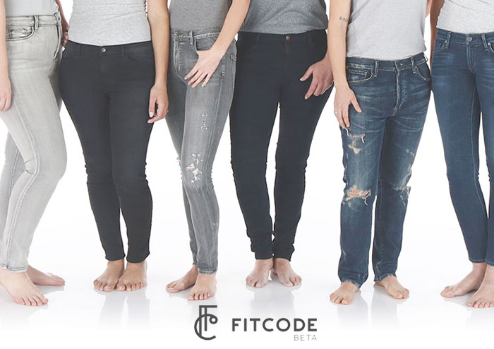 Find Your Fit and Win a Pair of Jeans at Fitcode