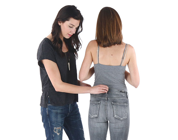 Find Your Fit and Win a Pair of Jeans at Fitcode - Fitting