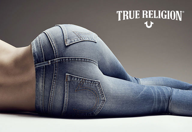 True Religion Introduces a Curvy Skinny Jean