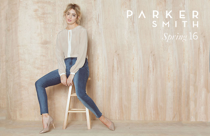 Parker Smith Spring 2016 Lookbook - Ava Skinny in Brooklyn