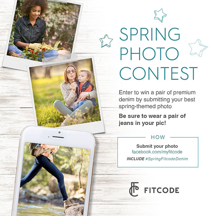 The Fitcode Spring Photo Contest