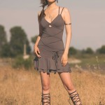 Spring Designs from Nomad's Hemp Wear - Aphrodite Dress
