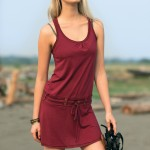 Spring Designs from Nomad's Hemp Wear - Hanalei Dress