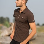 Spring Designs from Nomad's Hemp Wear - Men's Enki Shirt