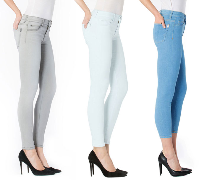 Introducing the Seamless Skinny Jeans by Siwy - Jeans