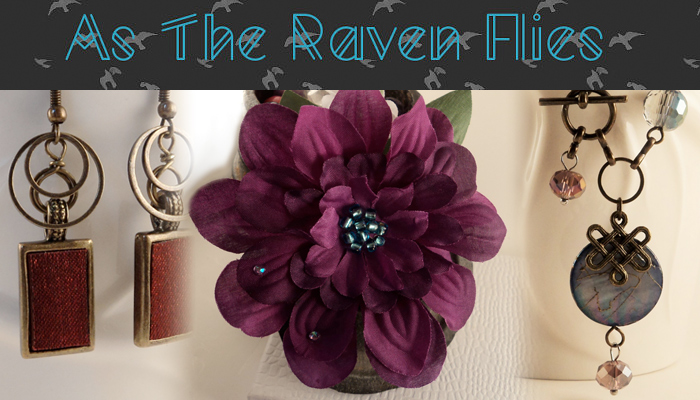 The Etsy Shops of My Fellow Creatives - As The Raven Flies