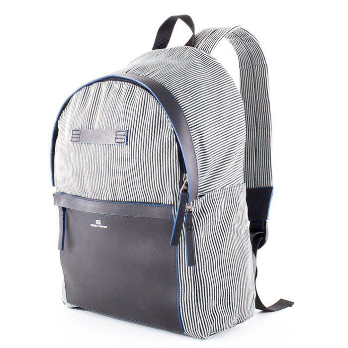Modern Takes on Denim and Indigo at Fab - Backpack