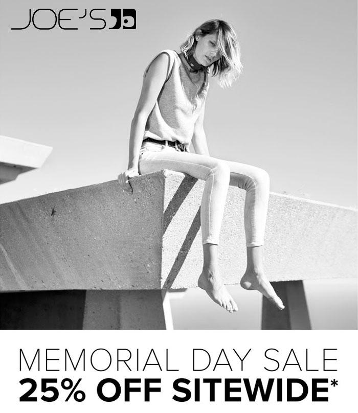 Memorial Day Denim Sale Picks - Joe's